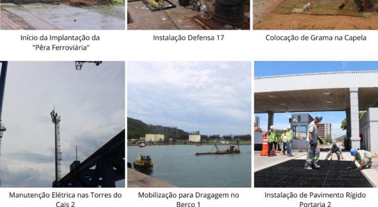 infraestrutura do porto de imbituba